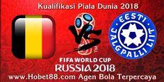 Hobet88 - Prediksi Pertandinggan Belgia vs Estonia 14 November 2016 - Agen Bola Terpercaya