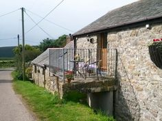 Zennor between St Ives and St Just £500 June week 3 sleeps 6 in 3 rooms: 1 twin, 2 doubles. Shared bathroom/shower, kitchen/diner downstairs, lounge upstairs. Use of field for dog exercising. Looks like one double bedroom has access to outside which would be ideal for Lexy and me if so. Trewey Hill off the A3300  https://www.google.co.uk/maps/@50.1714125,-5.5611982,3a,75y,289.78h,75.44t/data=!3m6!1e1!3m4!1sRH59oawL9y4ZFpSlva94Mg!2e0!7i13312!8i6656