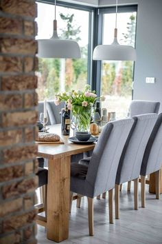 Nordic gray modern home interior design 3
