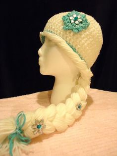 Hey, I found this really awesome Etsy listing at https://www.etsy.com/listing/211219588/frozen-elsa-crochet-hat-queen-elsa