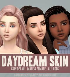 DFJ, Daydream Skin A new skin I've been working on...
