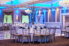 #TheTerraceNJ #NJWedding #NJBride #TheTerrace #BlueWedding #WeddingTheme #Wedding #WeddingDecor #WeddingIdeas IG: @theterracenj | Phone: 201-576-8290