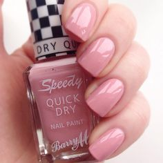 Freestyle Dry Nails Quick, I Pick, Barry M, Dusty Pink, Nail Polish, Colours, Instagram Posts, Dusty Rose, Nail Polishes