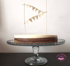 Dulces felicidades: #Tarta tres #chocolates