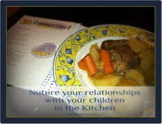 Nurture Relationships In the Kitchen