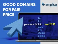 Domain .info only for $2,99 USD - https://amplica.net/domain-info-2-99-usd/