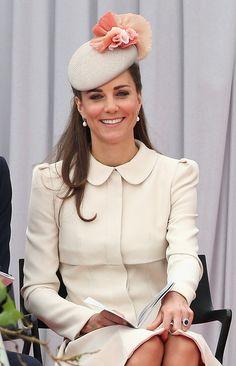 Kate Middleton Photos  - The Duke & Duchess Of Cambridge Attend A Service Of Remembrance - Zimbio