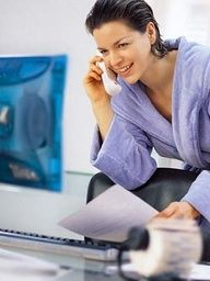 FREE work at home information...