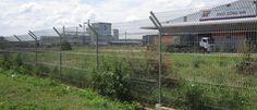 Hàng rào nhà máy rico