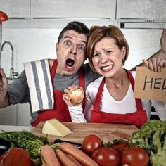 Food Safety A Forgotten Ingredient On TV Cooking Shows #Cooking #Education #FoodSafety #Foodie