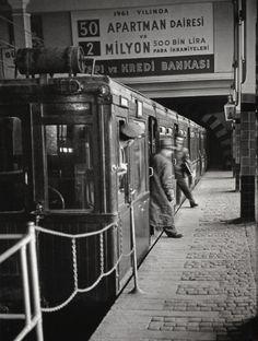 Istanbul 1956. Photo: Ara Güler