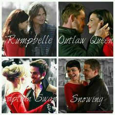 hello crazy shippers out there, I inriduce u to the normal and real ships of OUAT. Sometimes I just wonder east strategy u use when u ship. For example, SwanFire: Neal is dead. Captain Charming: David is already married. Swan Queen: It has been proven by the creators that Emma is Killians are in true love. TOP THAT SWAN THIEF!