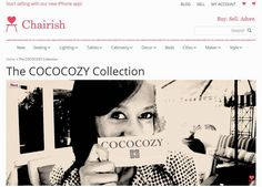 COCOCOZY on #Chairish!