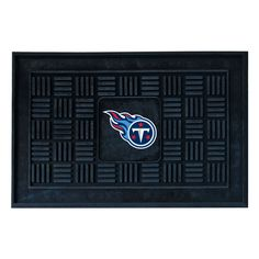 Medallion Door Mat - Tennessee Titans