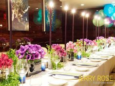 Jerry Rose Floral & Event Design #adatewithaplate