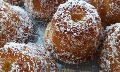 Greek Desserts, Greek Recipes, Afternoon Tea, Cake Pops, Doughnut, Sweets, Snacks, Cookies, Food