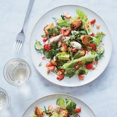 Add Berries to Your Summer Salads | Food & Wine