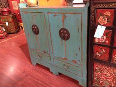 Chinese furniture.