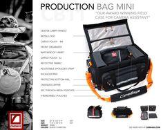 #lifeonlocation #cinebags #productionbagmini
