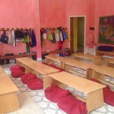The Moveable Classroom