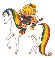 Rainbow bright was my hero when I was little!