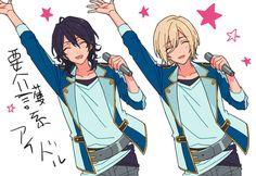 Rei & Eichi   Ensemble Stars