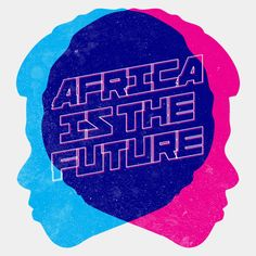 Afrographique is a fresh and modern typeface inspired by dynamic #Africa. #design by Ivan Colic
