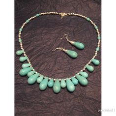 Special jewelry sets made by Nikolett from Pandahall.com