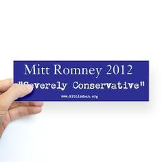 "Remember when Mitt said he was ""Severely Conservative""? We do - and now you can help spread the word! :)"