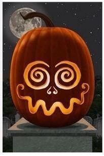 Crazy Scary Pumpkin Carving, Spooky Pumpkin, Amazing Pumpkin Carving, Pumpkin Faces, Pumpkin Carvings, Halloween Pumpkins, Halloween Town, Cute Halloween Costumes, Halloween Horror
