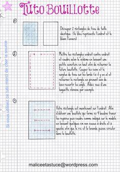 tuto bouillotte page 1                                                                                                                                                                                 Plus
