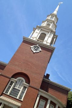 Boston walking tour #travel #usa