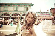 Coney Island Mermaid Parade 2012, Brooklyn, New York City