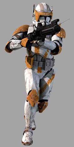 Commander Cody: CC-2224    *The battle of the nerds begins...*