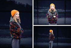 Like it was a winter disco party (by Mariell Oksnes) http://lookbook.nu/look/4381725-Like-it-was-a-winter-disco-party