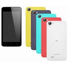 Double Sim : vous pouvez utilisez deux Sims en même temps sur votre téléphoneEcran : 5\'\' Pouces // Résolution : 480 x 854 pixelsConnectivité : 3G // Wifi // BluetoothGPS : IntégréRadio FM : IntégréeProcesseur : Dual Core 1.3 GhzVersion Android : 4.2Appareil photo : Caméra Arrirère : 5 Méga Pixels // Caméra Avant : 0.3 Méga PixelsStockage : RAM 512 MB // Stockage 4 GBDimensions : 145 x 73 x 10 mm (Hauteur x Largeur x Epaisseur) Couleurs :  Dark Blue , Jaune , Blanc Blanc, Turquoise, Rouge