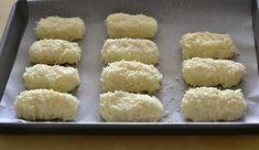 Kokosové šialenstvo v ústach. Milovníci kokosu si určite pochutia na domácich BOUNTY tyčinkách.