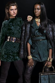 Exclusive: See the Full Balmain for H&M