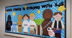 Healthy meals for dinner easy meals ideas free Space Theme Classroom, Star Wars Classroom, Disney Classroom, Classroom Decor Themes, School Decorations, School Themes, Classroom Door, School Displays, Classroom Displays