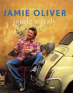Jamie's Italy by Jamie Oliver contains a sensational collection of Italian recipes, old and new, that showcases an array of magical ingredients and Mediterranean flavours all combined in Jamie's inimitable way.
