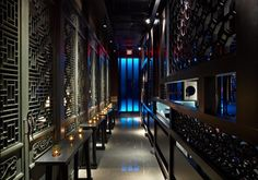 To revisit, one of the best: Hakkasan Miami | Restaurant | Projects | Gilles & Boissier