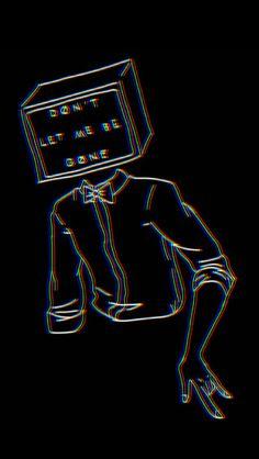 Twenty One Pilots Aesthetic, Twenty One Pilots Art, Twenty One Pilots Wallpaper, Wallpaper Iphone Cute, Black Wallpaper, Tv Head, Staying Alive, The Twenties, Tyler Joseph