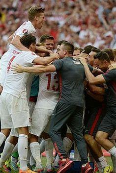 Poland ---> France, Euro 2016 !
