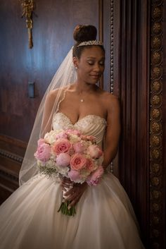 Southern Sparkle Weddings-Nashville-The Hermitage- Bouquet by Southern Sparkle Weddings