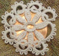 Ravelry: pengylady's keepsake penny for bride