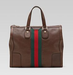 """not my typical """"look"""" but I love the shape of this bag and the """"woodsmen"""" vibe #Gucci"""