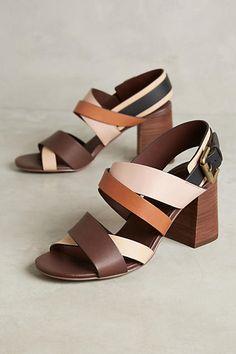 See By Chloe See by Chloe Susanna Block-Heeled Sandals