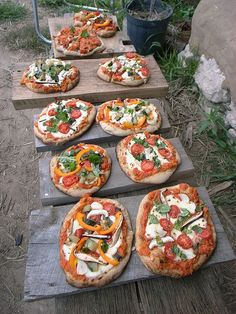 Interesting project photostream. How to make a pizza oven DIY. http://small-scale.net/yearofmud/2009/09/12/build-your-own-20-outdoor-cob-oven-for-great-bread-and-pizza/