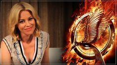 CATCHING FIRE: Really Important Questions with Elizabeth Banks (+playlist)