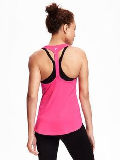 Go-Dry Performance Racerback Elastic Tank for Women Clothing For Tall Women, Active Wear For Women, Clothes For Women, Shoes Too Big, Big And Tall Outfits, Tall Guys, Celebrity Dresses, Maternity Wear, Clothing Items